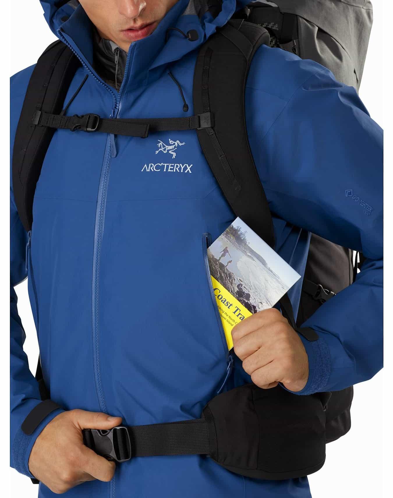 Arc'teryx Beta AR Jacket hiking