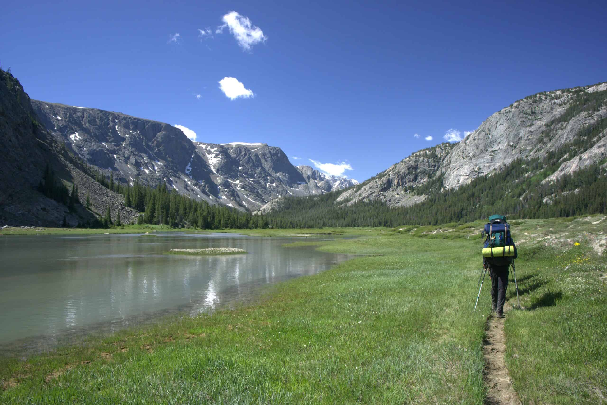 Glacier Trail Opt Outdoor Backpacking