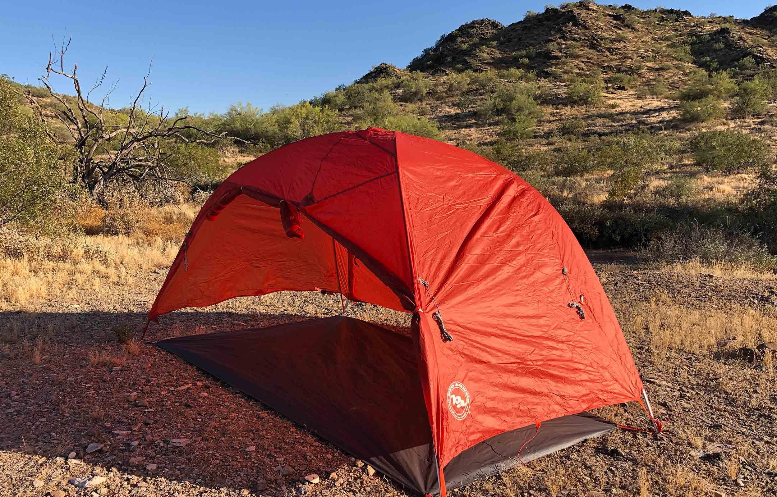 big agnes copper spur hv ul2 tent