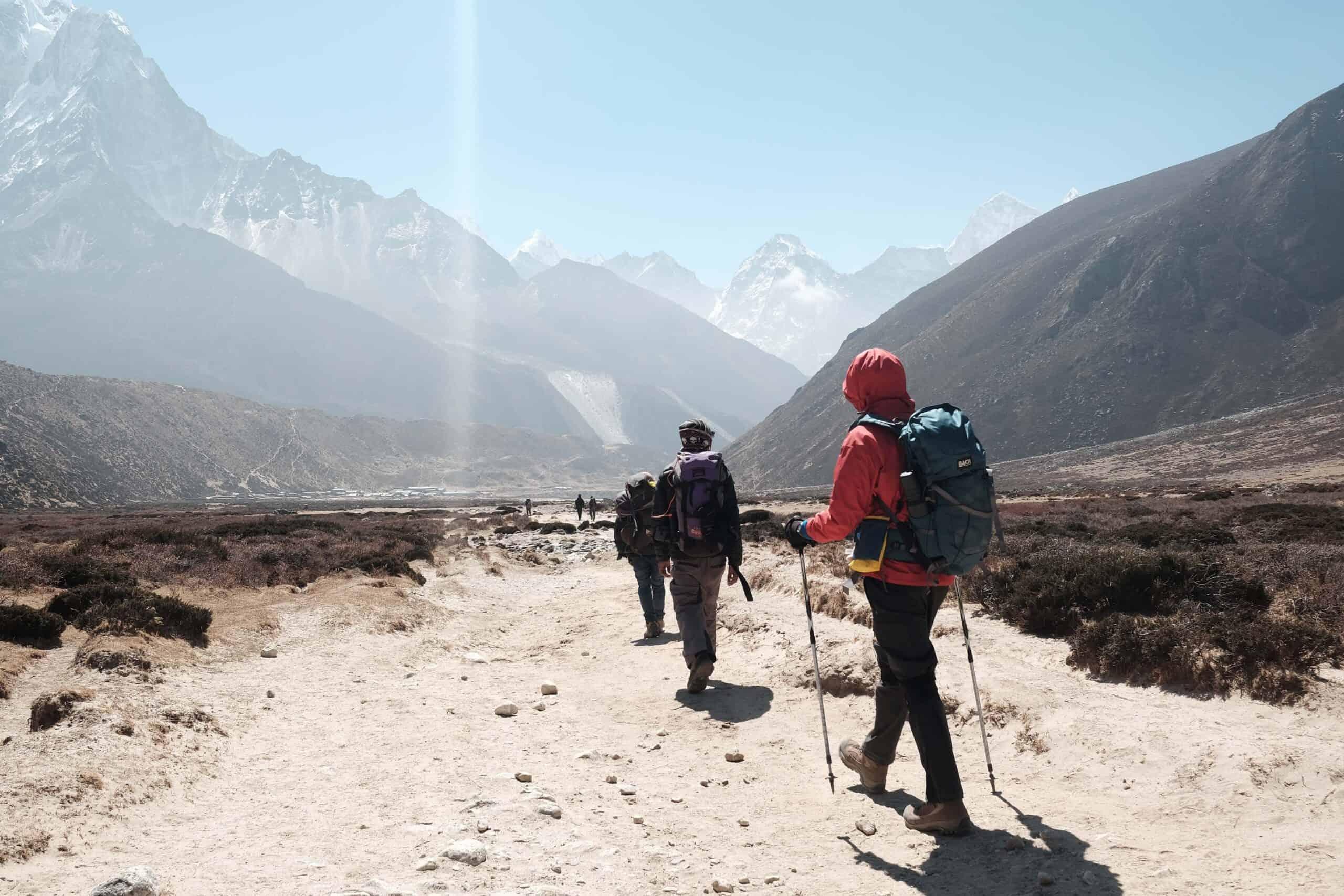 ultralight hiking backpacking