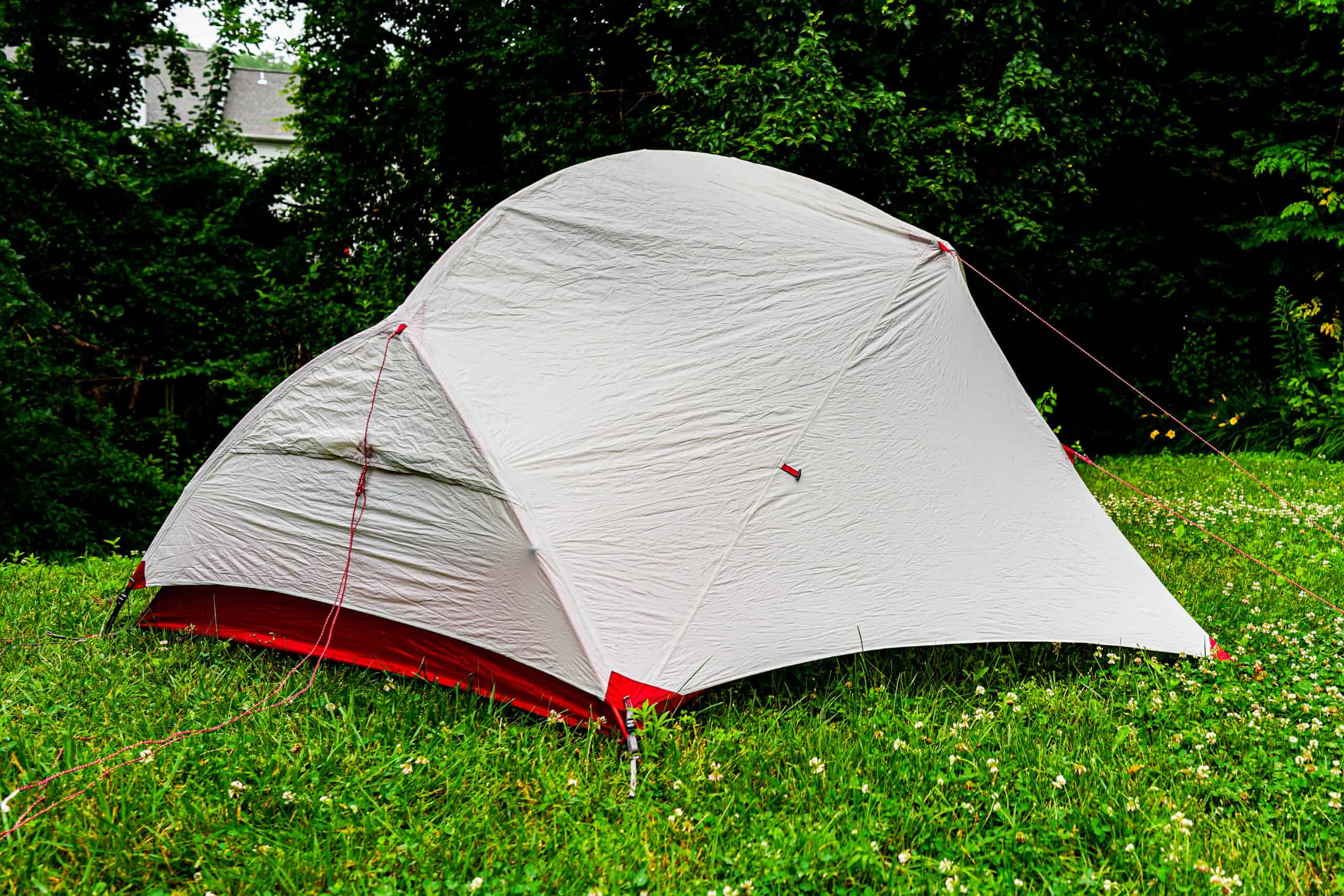 MSR hubba Hubba - Weather protection fly