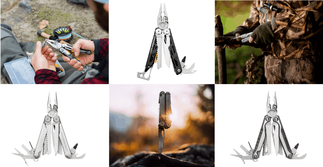 Leatherman multitool