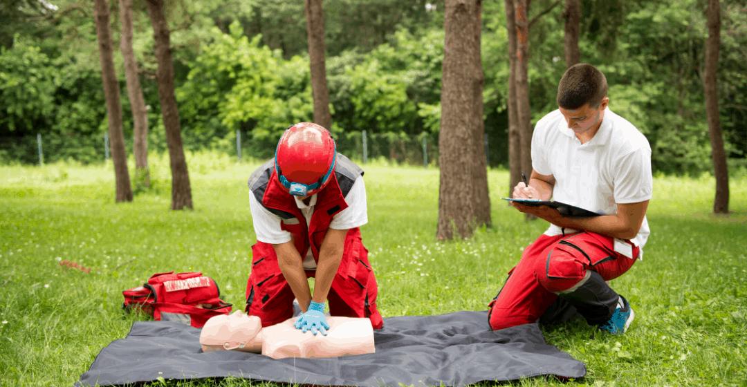 wilderness first aid responder cpr training