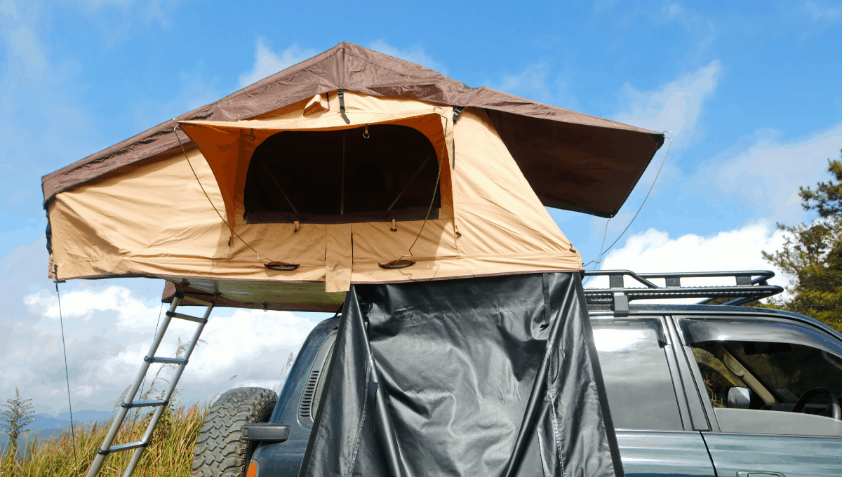 rooftop tent