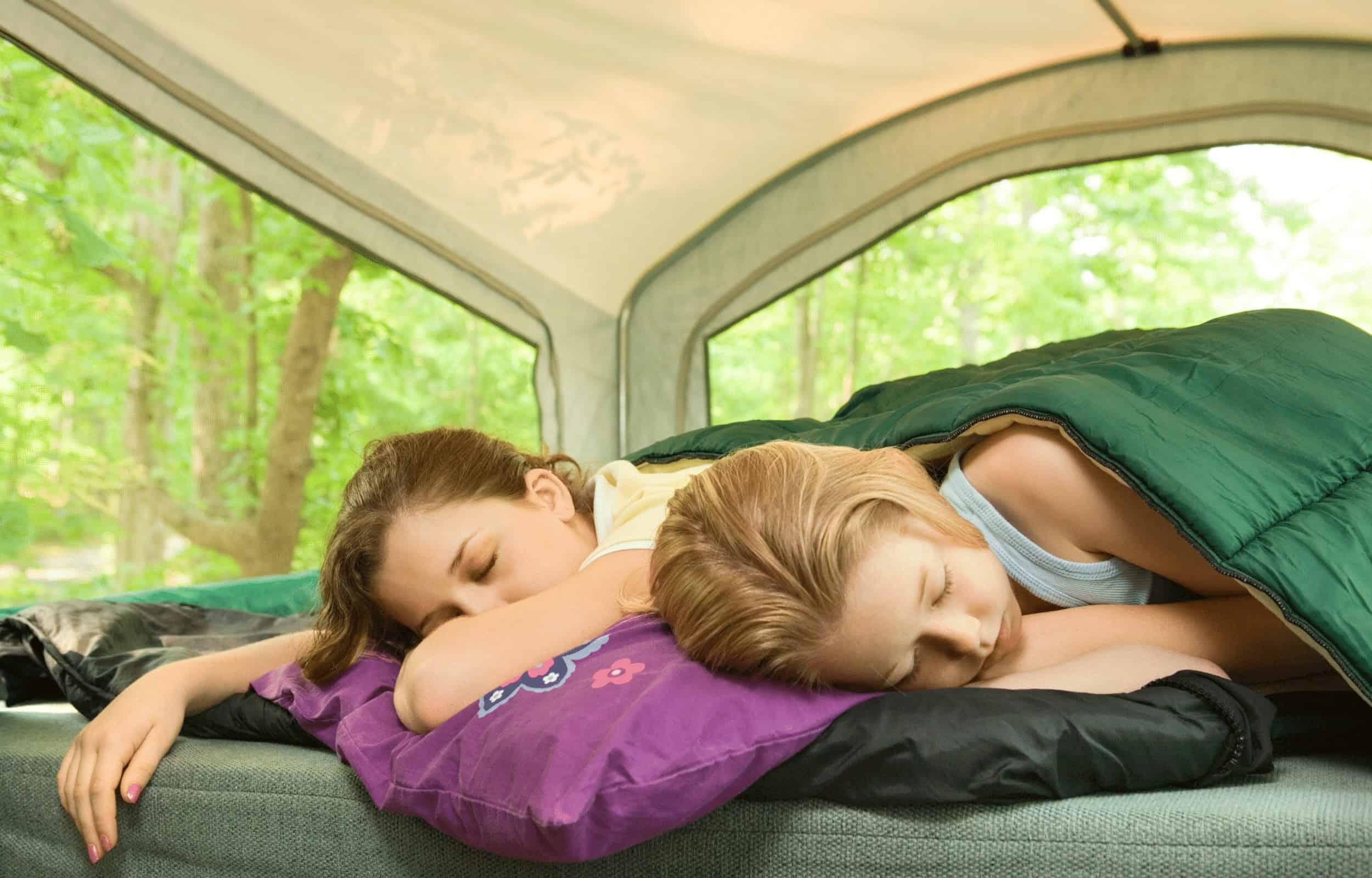 Opt Outdoor best camping cot tent sleep