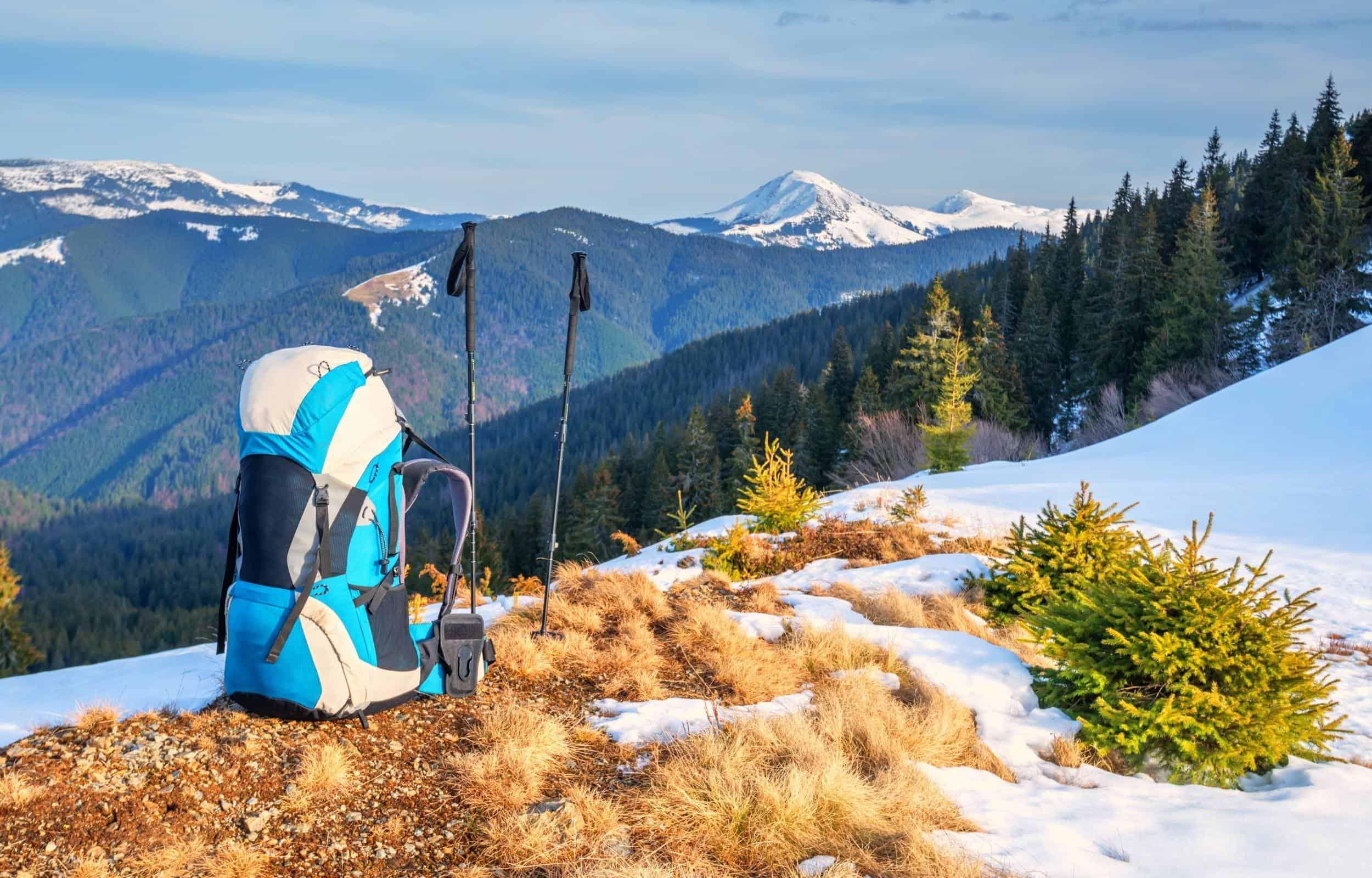 backpack mountain