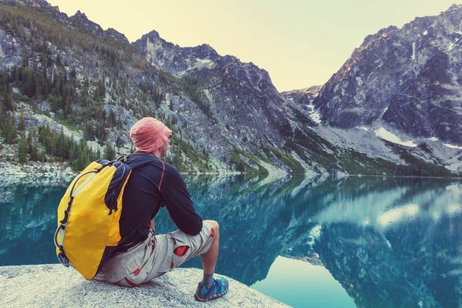 eco conscious hiking
