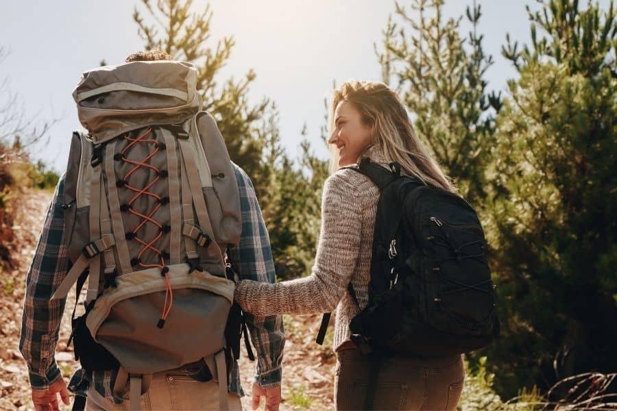 Eco-Conscious Outdoor Brands hiking